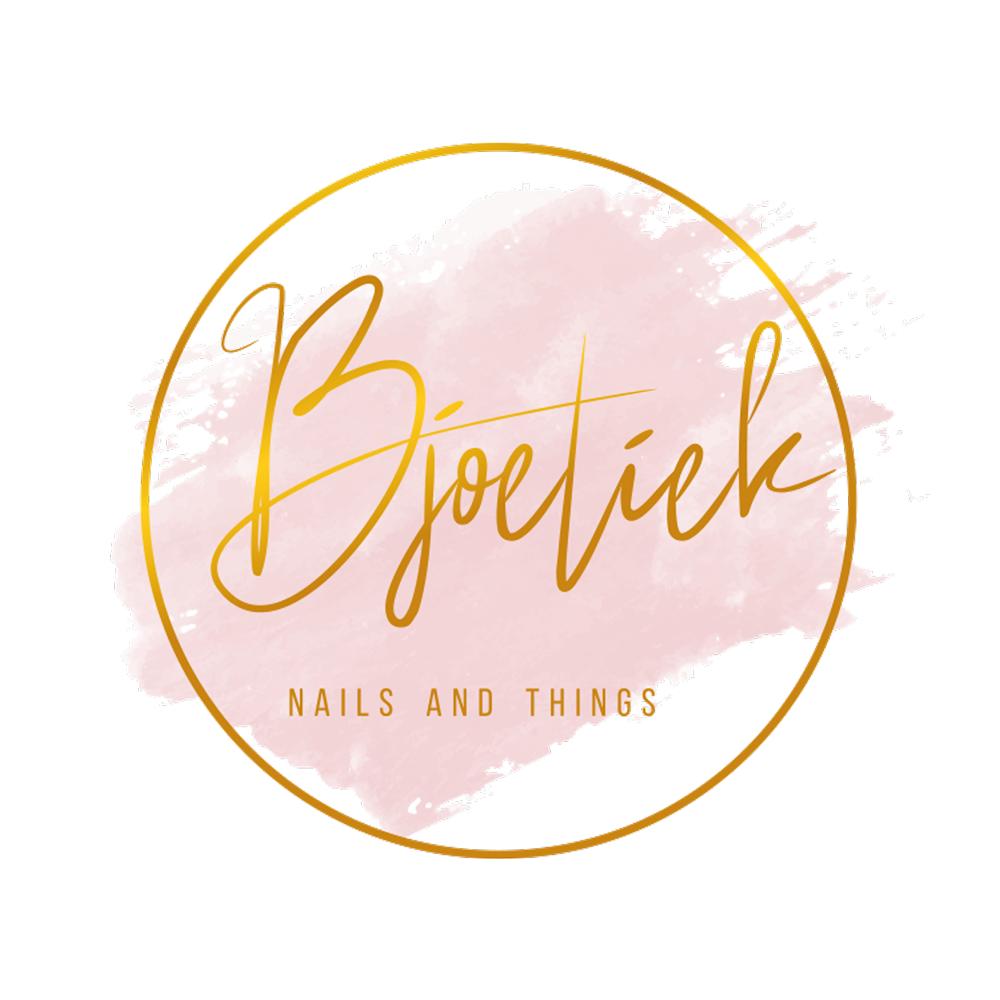bjoetiek logo ontwerp