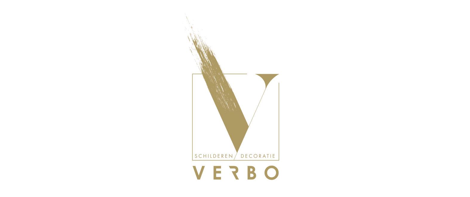 logo-ontwerp verbo schilderwerken