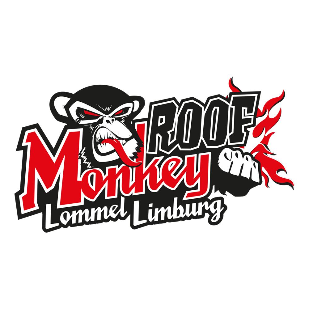 logo-ontwerp roof monkey Lommel