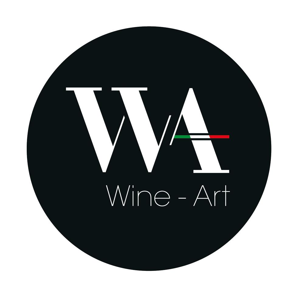 wine-art company logo