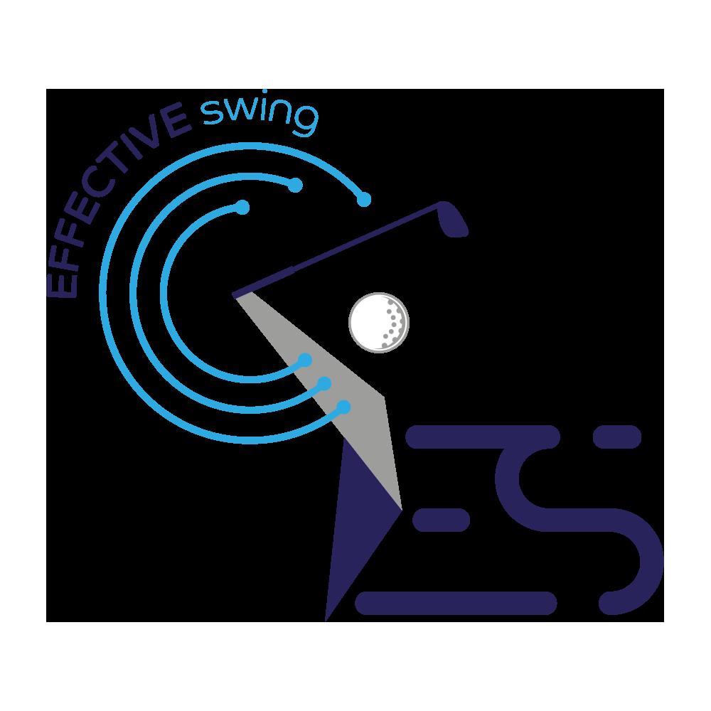 logo effective golf swing