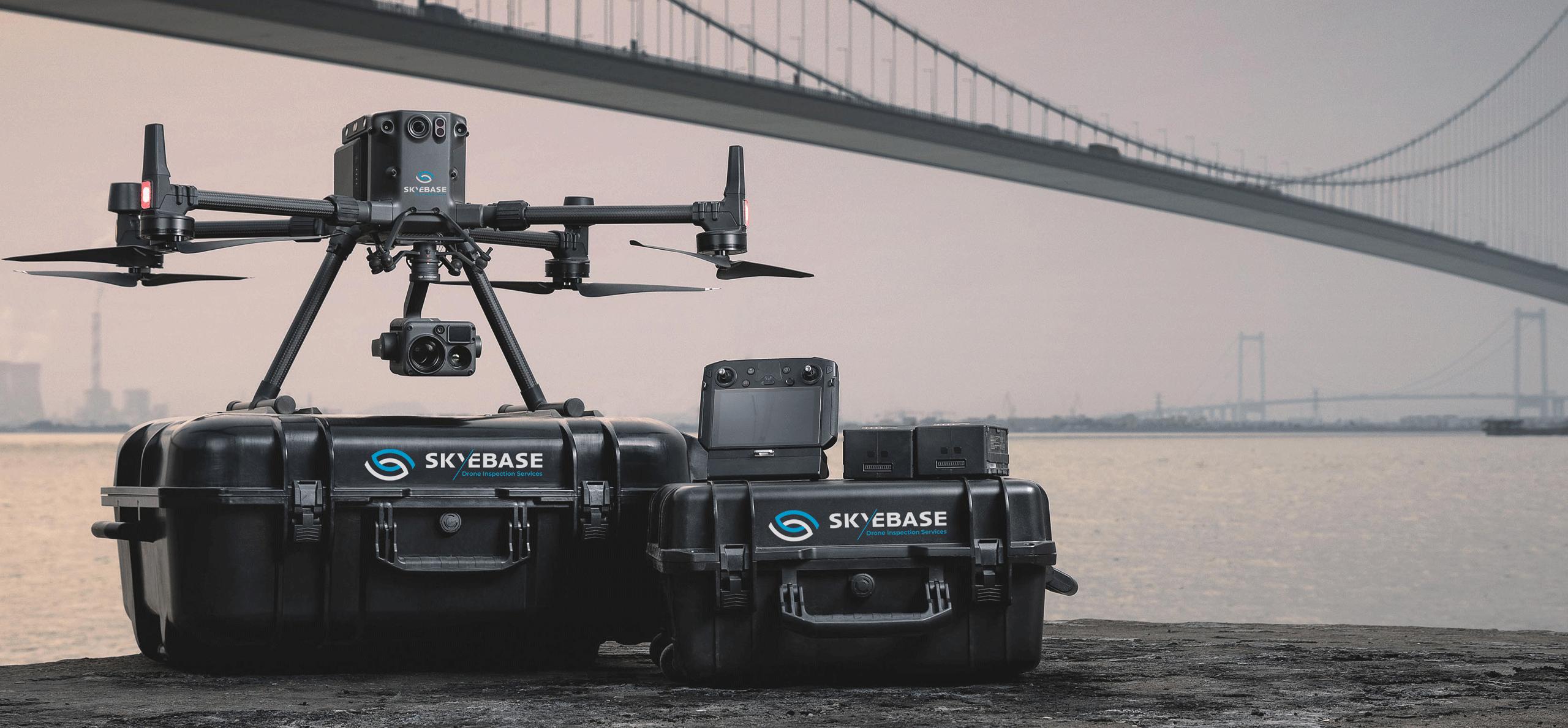 Skyebase drone