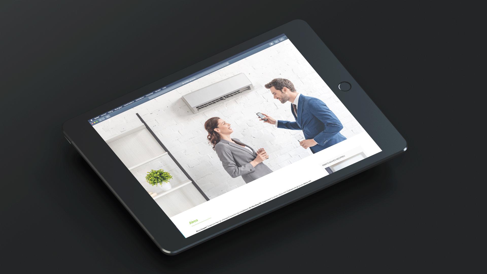 website iPad